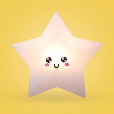 Luminária Estrela Kawaii