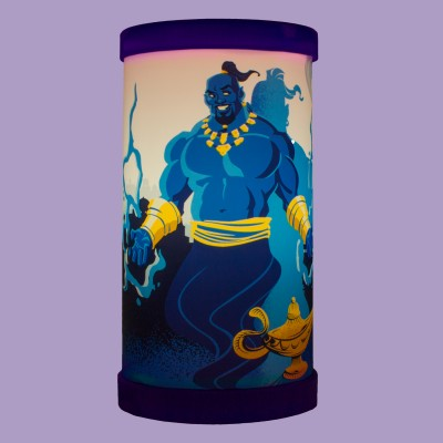 Luminária Gênio Aladdin