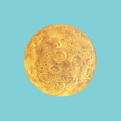 Luminária Lua de Mesa