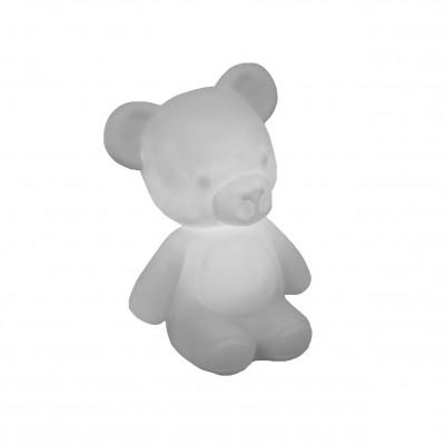 Luminária Teddy-Branco