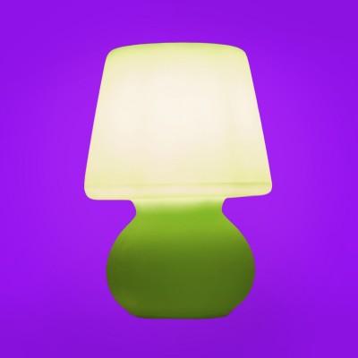 Luminária Micro Lampe Verde
