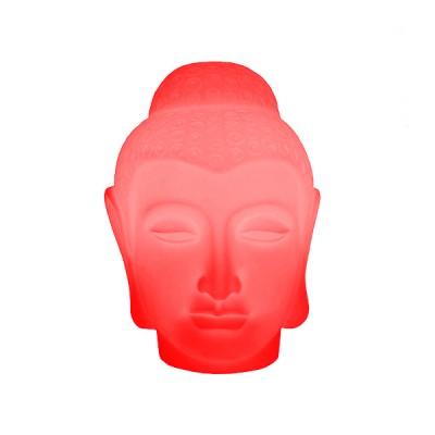 Luminária Buda Vermelho