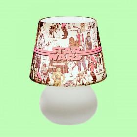 Abajur Micro Lampe Star Wars Vintage