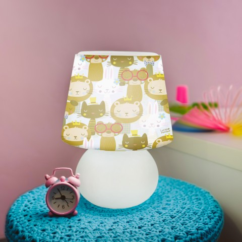 Abajur Micro Lampe Capa Stay Cute Luciano Martins
