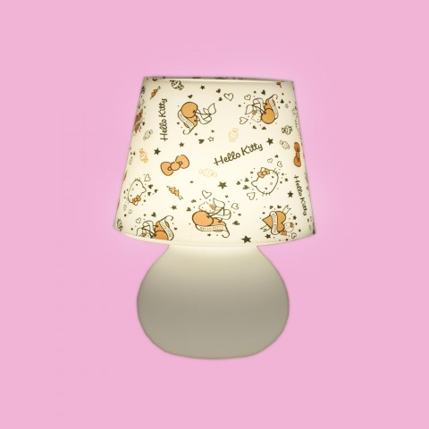 Abajur Micro Lampe Hello Kitty