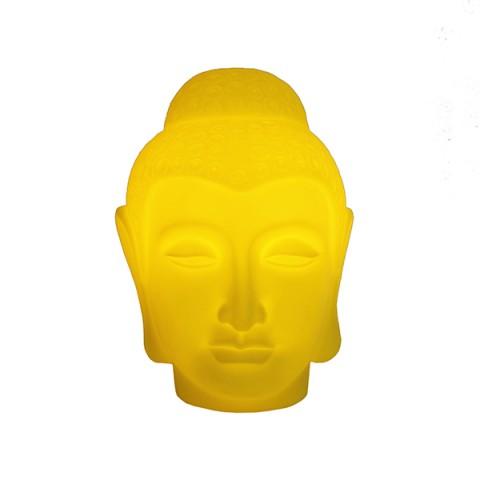 Luminária Buda Amarelo