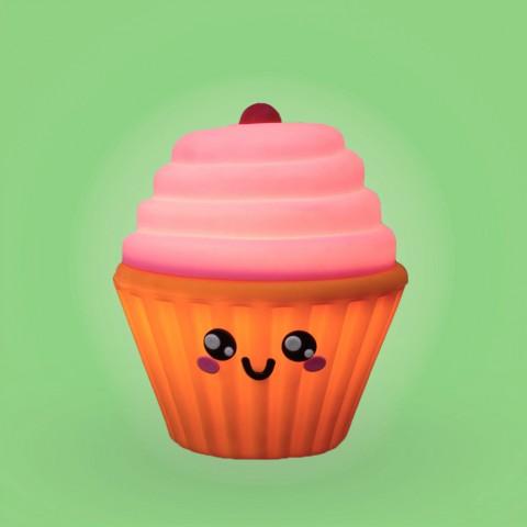 Luminária Cupcake Kawaii