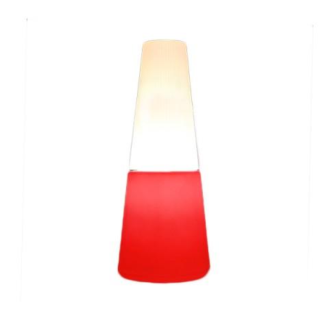Luminária Esmalte Vermelho