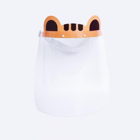 Face Shield Tigre Infantil