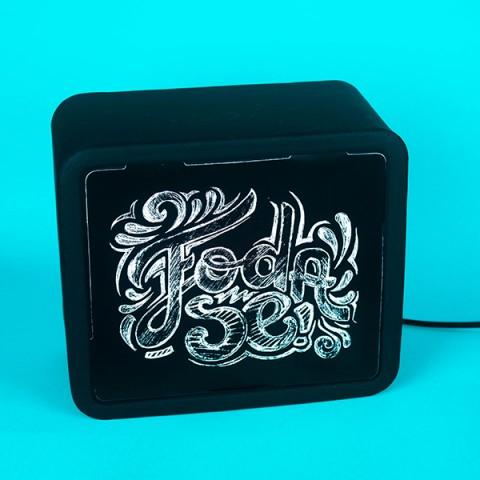 Lightbox Foda-se