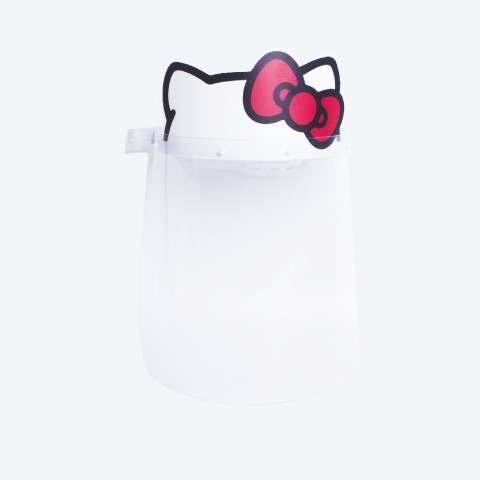 Face Shield Hello Kitty Adulto