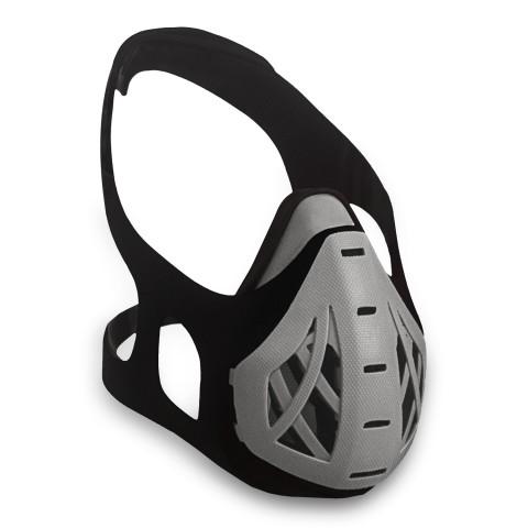 PureFit Máscara para Atividade Física Cinza tamanho G