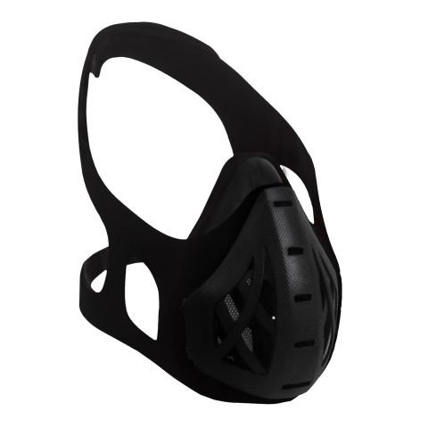 PureFit Máscara para Atividade Física Preta tamanho P