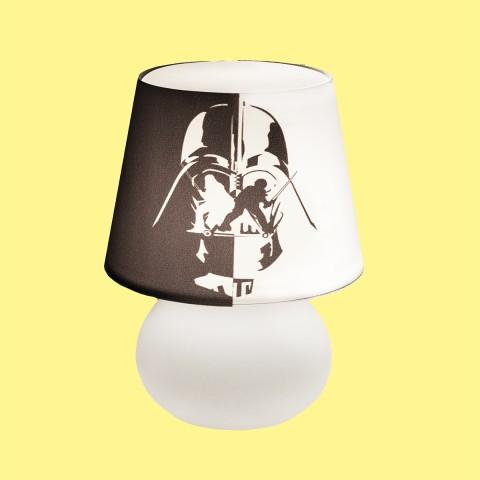 Abajur Micro Lampe Star Wars Vader Dual