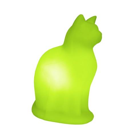 Luminária Gato sentado