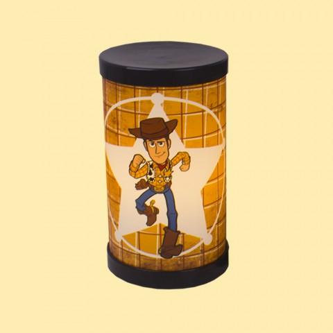 Luminária Disney Toy Story Woody
