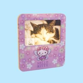 Luminária Porta Retrato Hello Kitty Fadinha