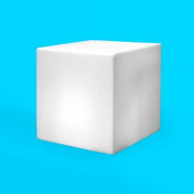 Banco Iluminado Box com LED