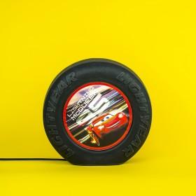 Luminária Roda Carros McQueen