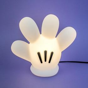 Luminária Luva Mickey